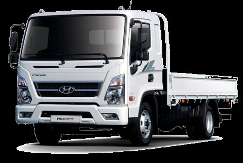 new HYUNDAI ex8 closed box truck