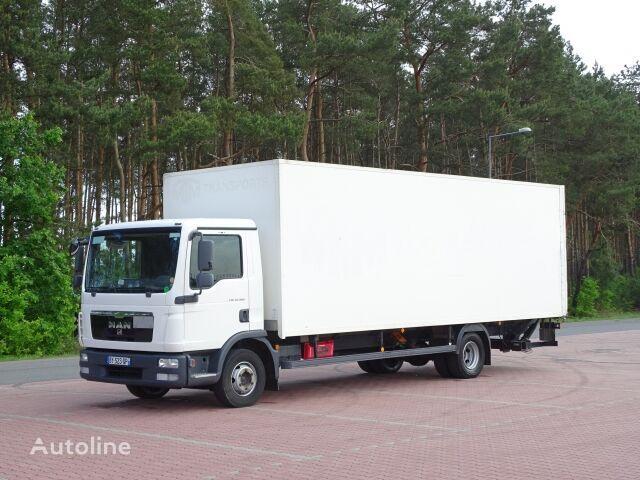 MAN TGL 12.180  closed box truck