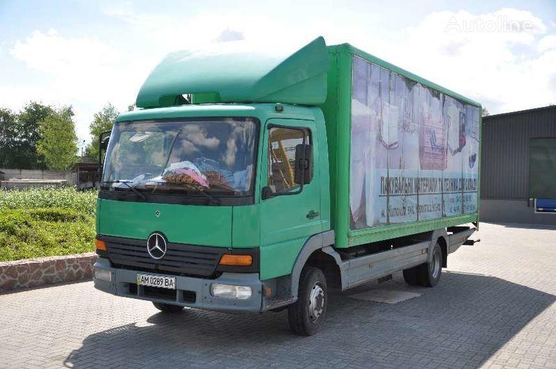 MERCEDES-BENZ Altego 815 closed box truck