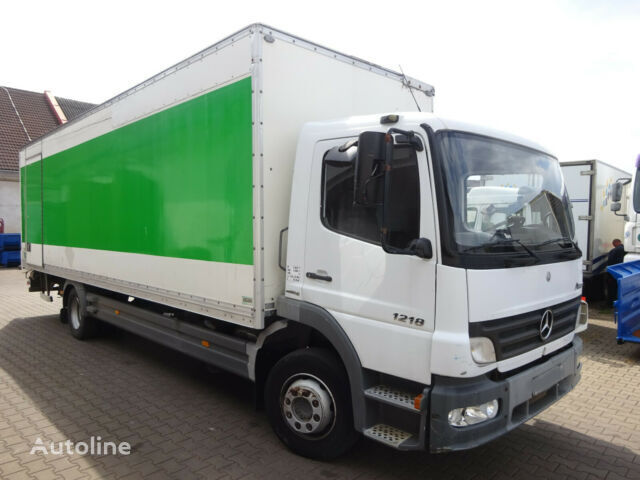 MERCEDES-BENZ Atego  1218  closed box truck