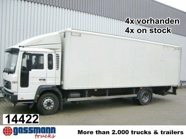 VOLVO FL 6-12  closed box truck