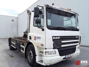 DAF 75 CF 360 lames B truck container chassis