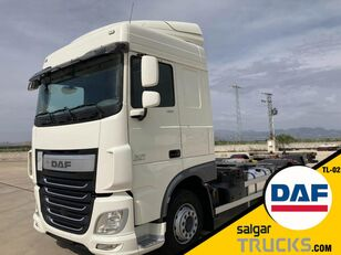 DAF FT XF 460 container chassis