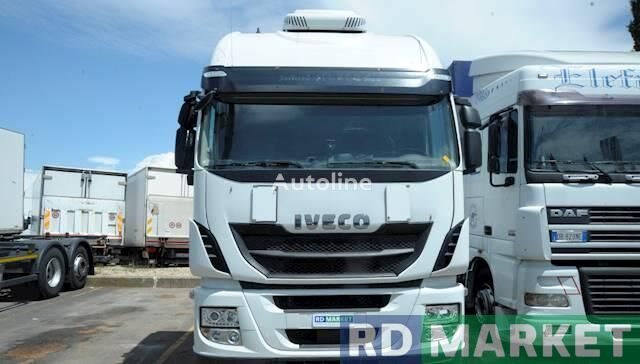 IVECO AS260S48 container chassis