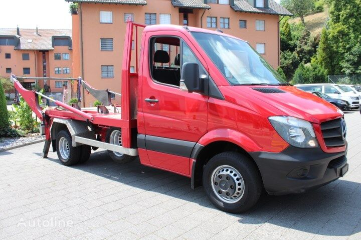 MERCEDES-BENZ  Sprinter 519 CDI  container chassis