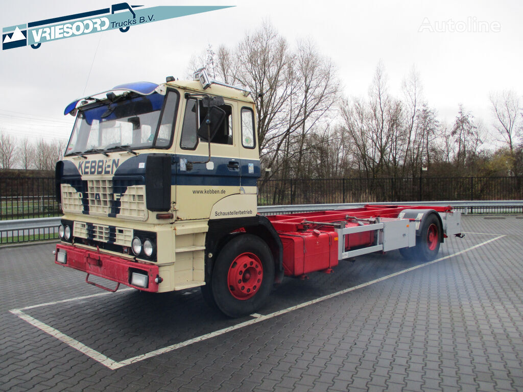 DAF 2800 Manual container chassis