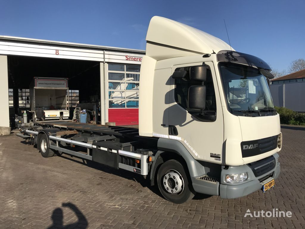 DAF FA LF 45.12.220 EURO 5 EEV container chassis