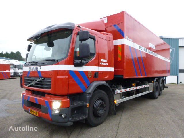 VOLVO FE 280 6x2 MANUAL container chassis
