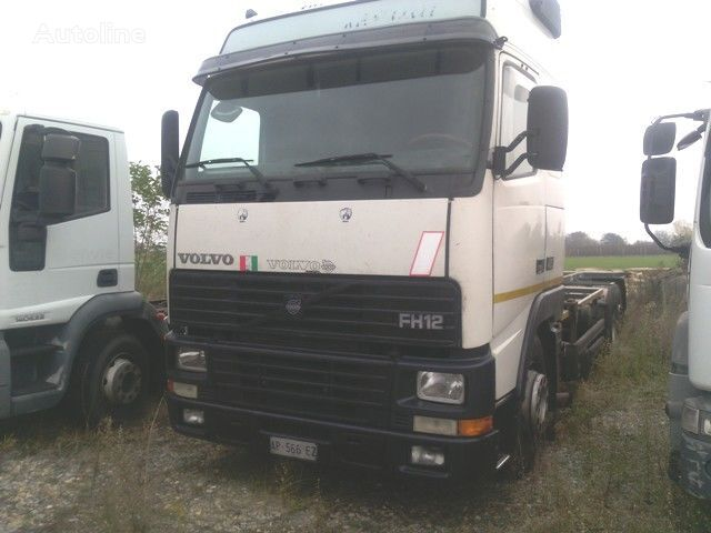 VOLVO FH 12.420 GLOBTROTTER container chassis