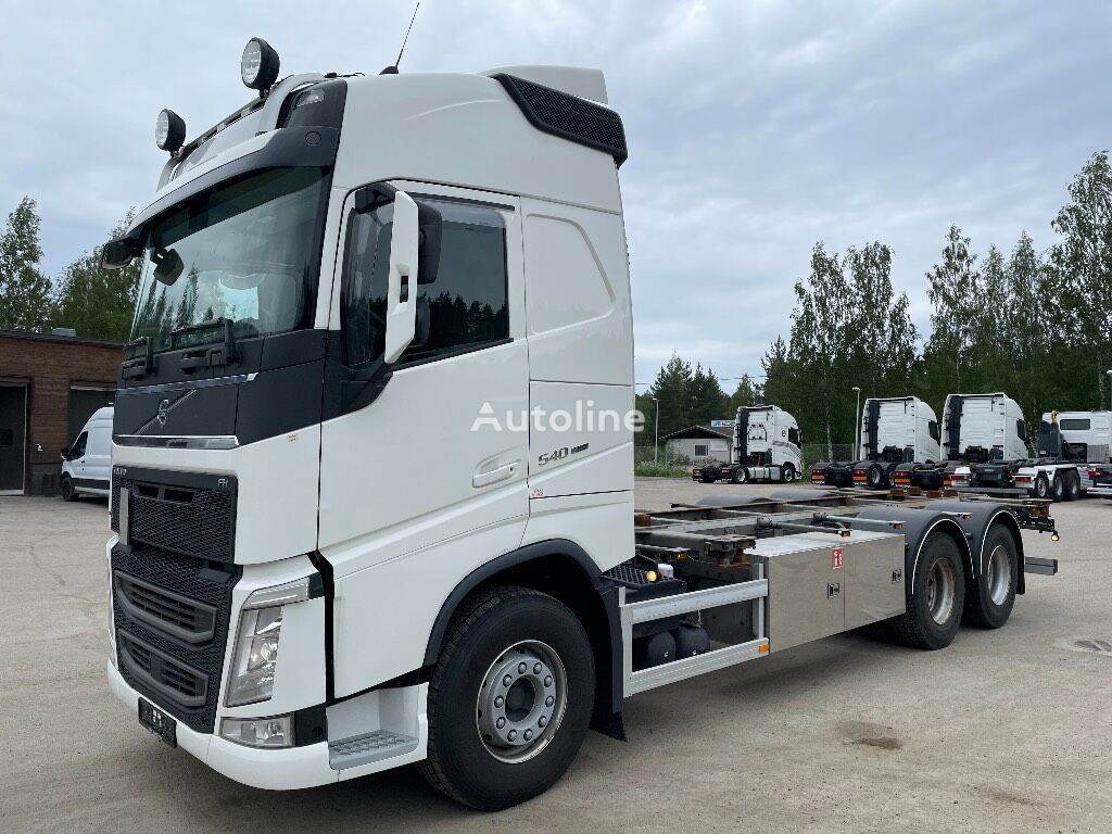 VOLVO FH540XL container chassis