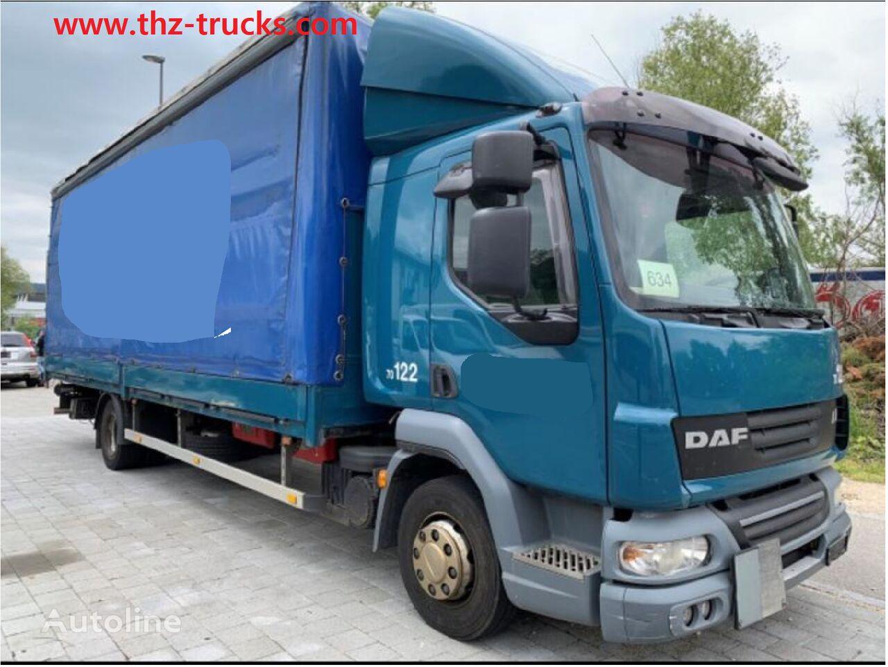 DAF LF45.250 curtainsider truck