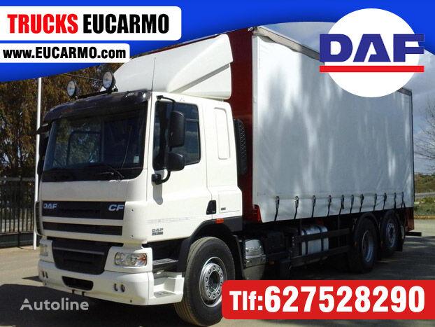 MERCEDES-BENZ CF75 360 curtainsider truck