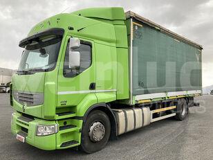 RENAULT PREMIUM RUTA 450.18 REMOLCADOR curtainsider truck