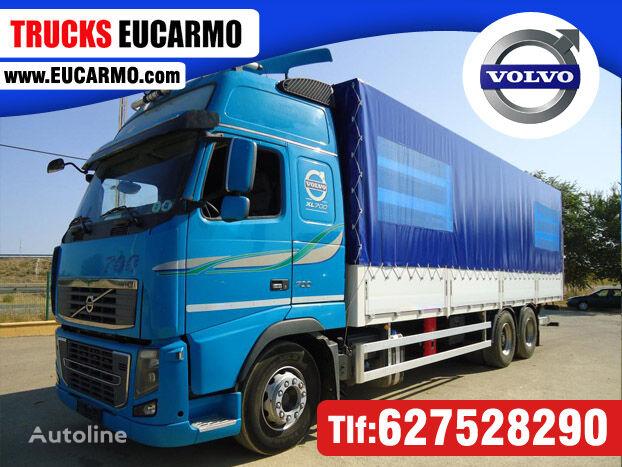 VOLVO FH 700 XL curtainsider truck