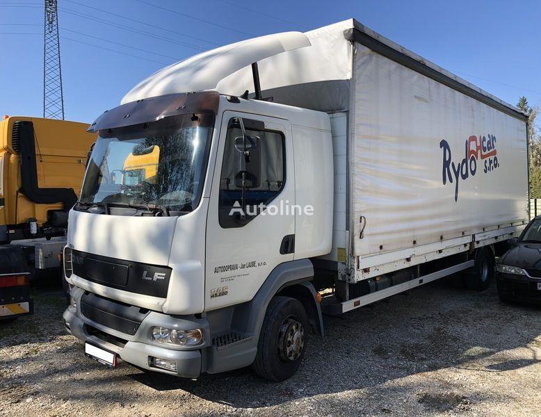 DAF LF 45.220 curtainsider truck