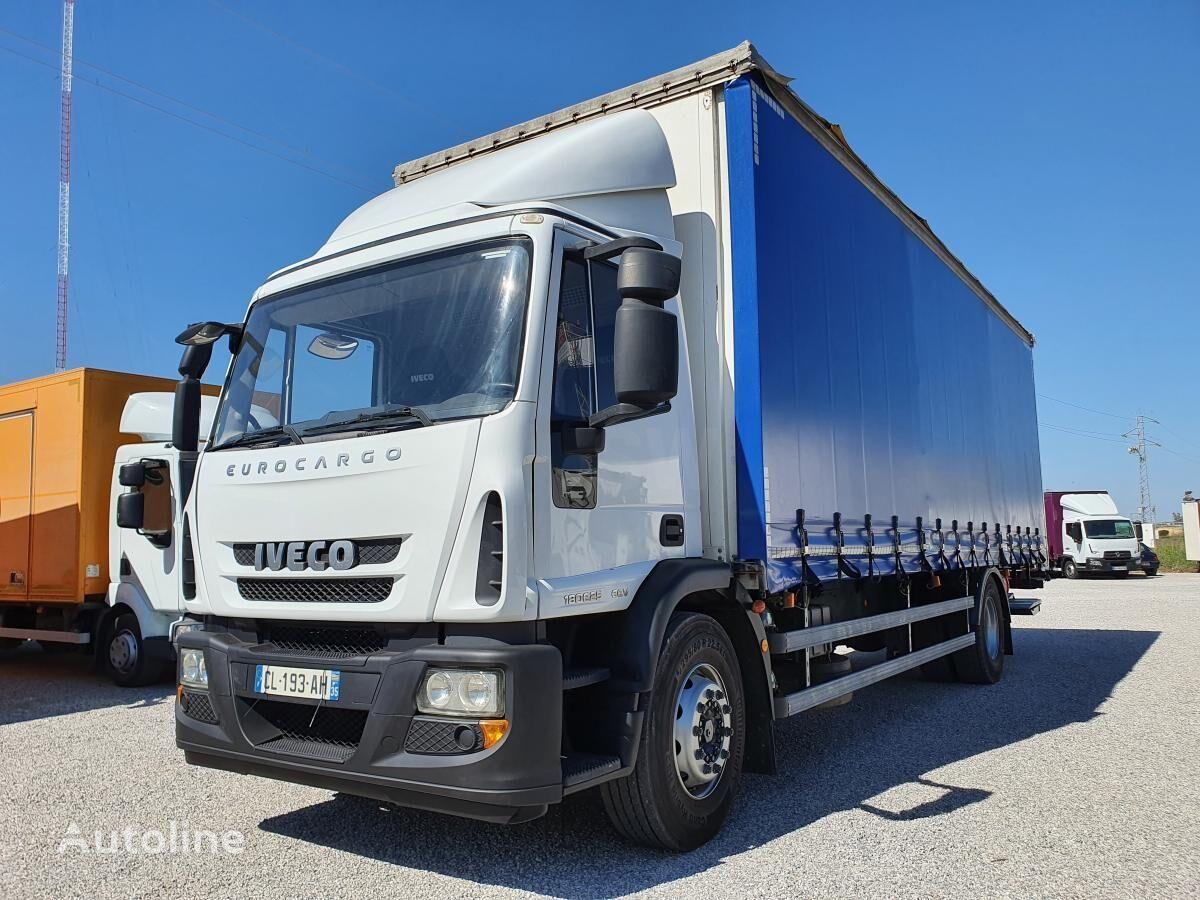 IVECO Eurocargo 180E25 curtainsider truck
