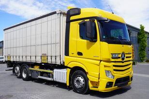 MERCEDES-BENZ Actros 2545 curtainsider truck