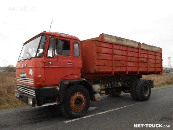 DAF FAT dump truck