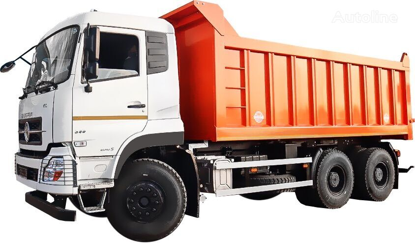 new DONGFENG DFH 3330  dump truck