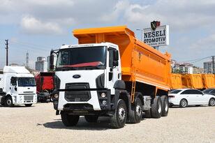 FORD Cargo 4142 XD 2018 MODEL E6 + A/C + MANUEL HARDOX TIPPER  dump truck