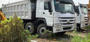 HOWO 375HP  dump truck