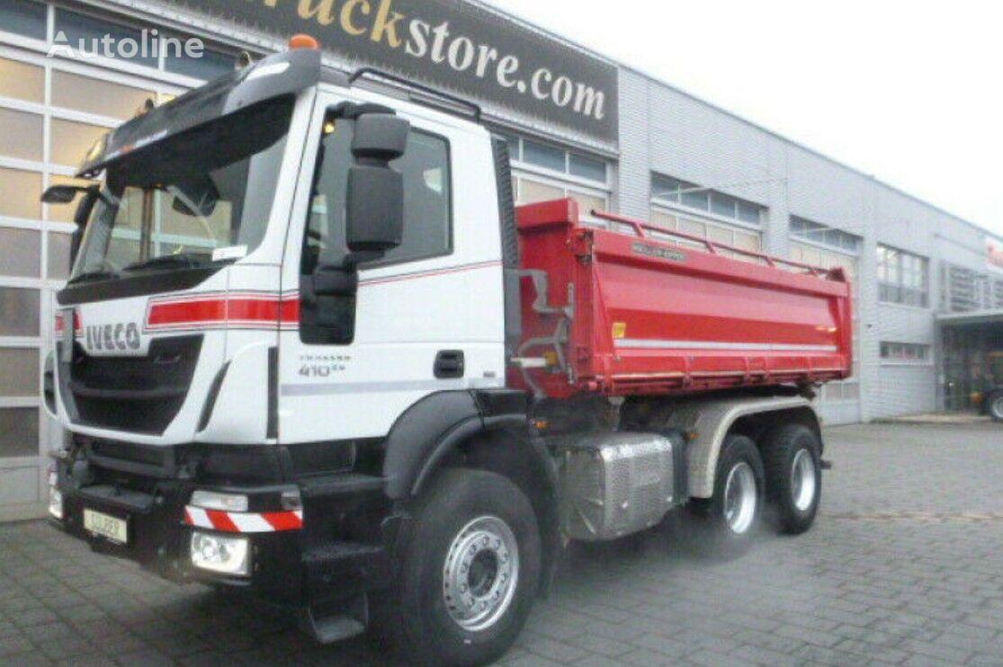 IVECO AD 260 6x4 3 old Billencs dump truck