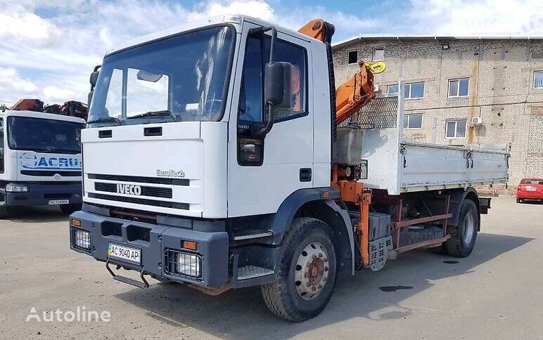 IVECO Eurotech 190 dump truck