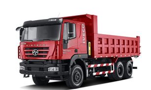 new IVECO KINGKAN dump truck