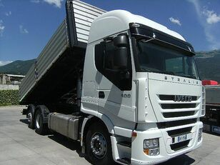 IVECO STRALIS AS 260 S 50 PS  dump truck
