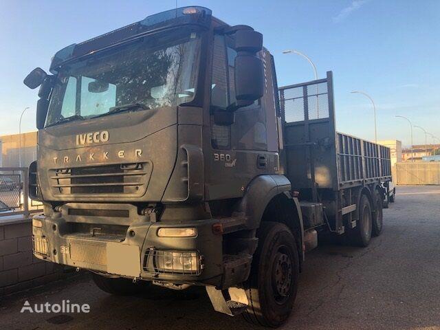 IVECO TRAKKER AD260T36-6X4 dump truck