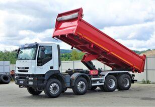 IVECO Trakker 360 Kipper + Bordmatic 6,20m 8x4 !!  dump truck