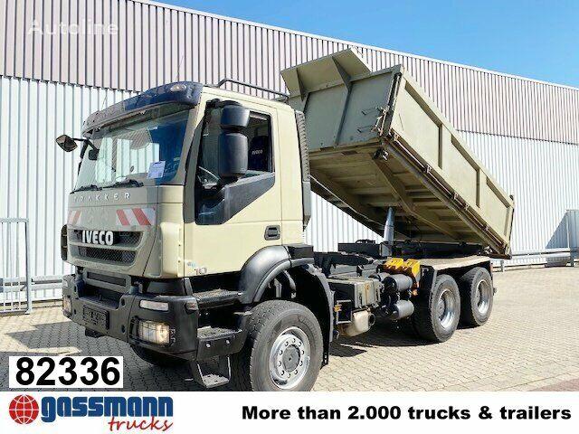 IVECO Trakker AD260T41W dump truck