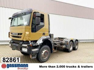 IVECO Trakker AD720T41  dump truck