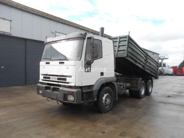 IVECO eurotrakker 260 E 34 dump truck