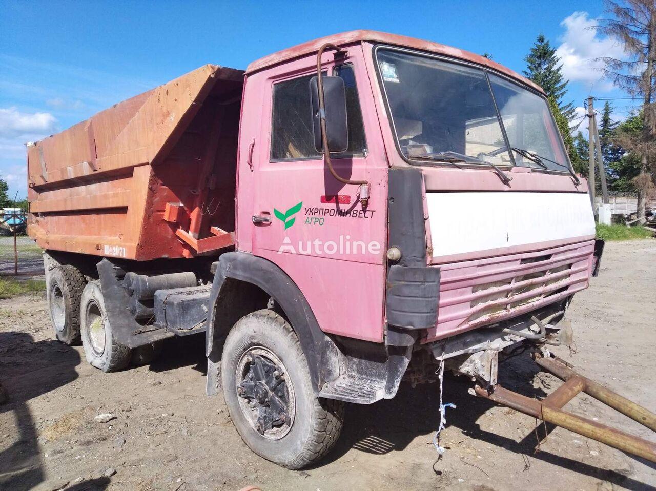 KAMAZ 5511 dump truck for parts