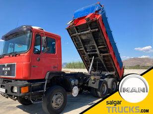 MAN 27402- dump truck