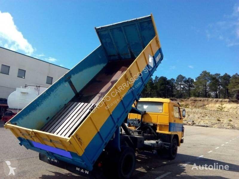MAN 9.150 dump truck