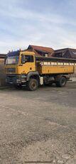 MAN TGA 18.480 dump truck