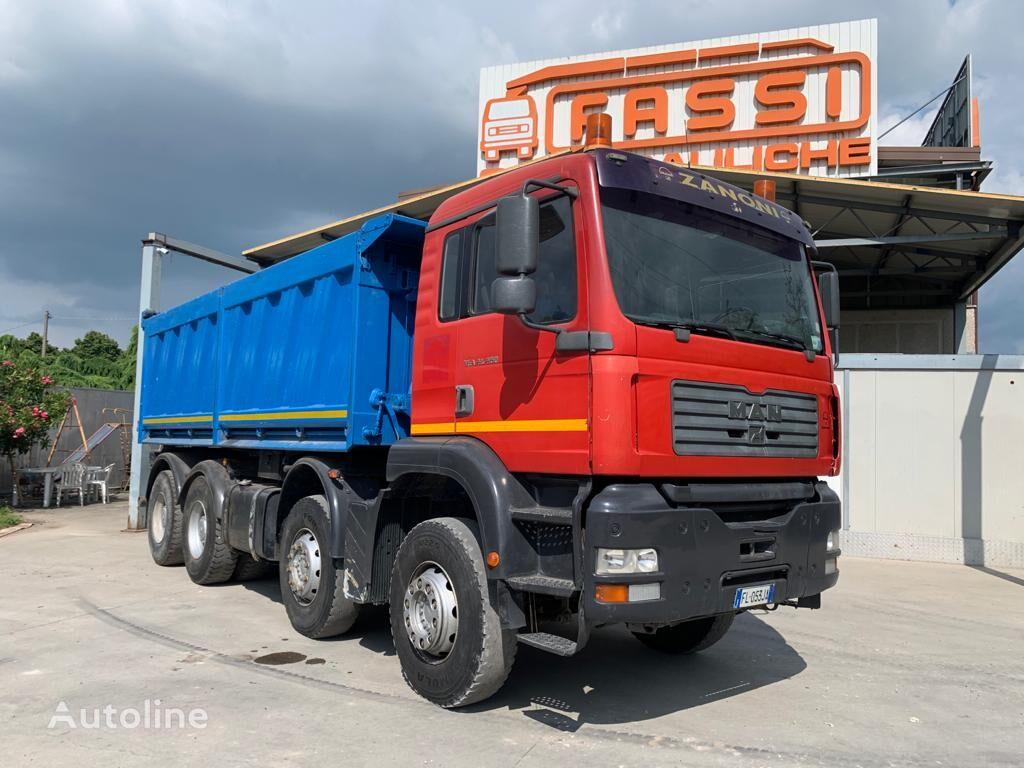 MAN Tga 41 460 dump truck