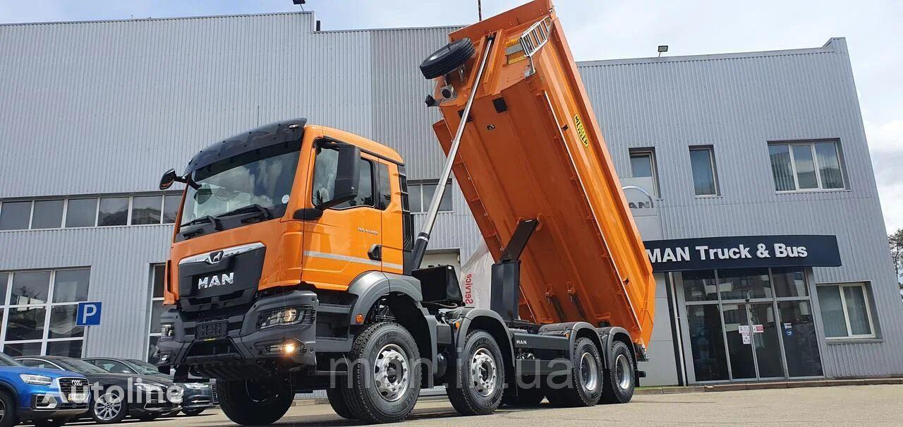 new MAN samosval v nalichii! TGS  dump truck