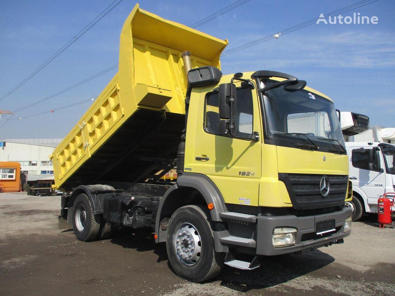 MERCEDES-BENZ 2010 dump truck