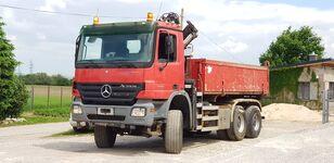 MERCEDES-BENZ Actros 3332 KIPPER  dump truck