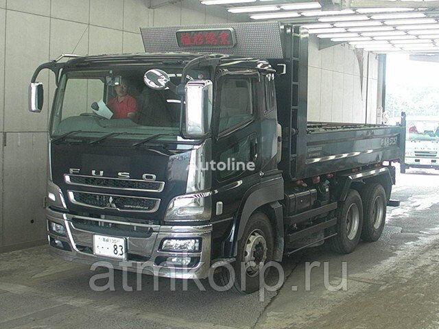 Mitsubishi Fuso Super Great dump truck