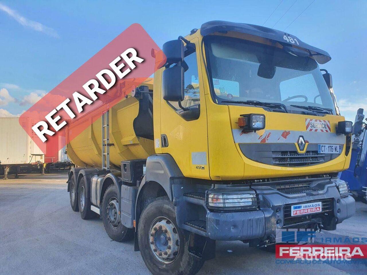 RENAULT Kerax 450 dump truck