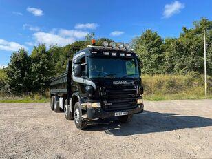 SCANIA P380 dump truck
