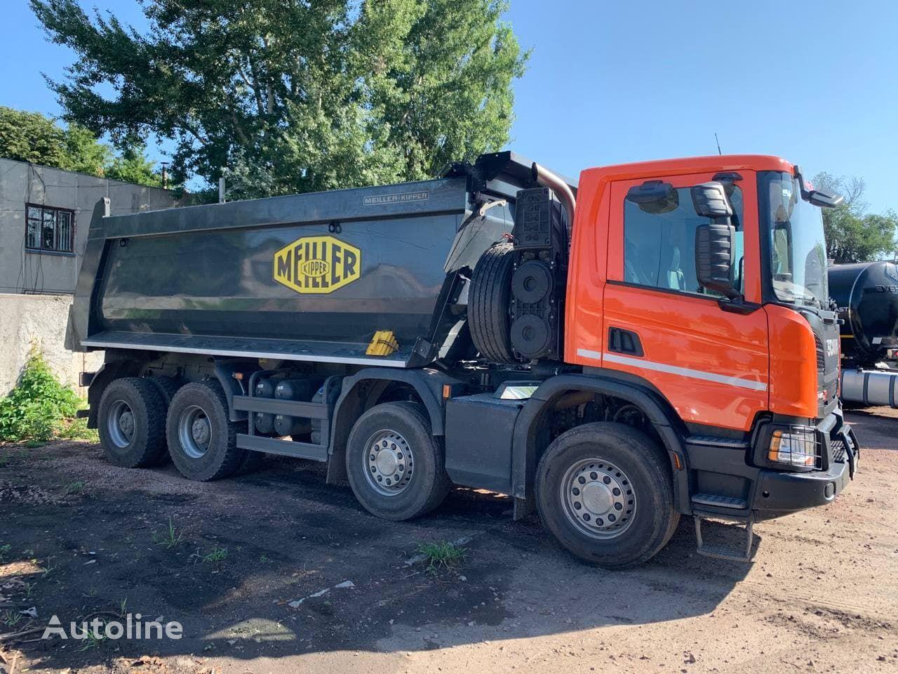 SCANIA P440 dump truck