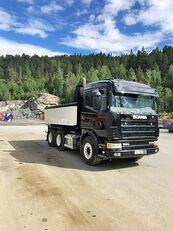 SCANIA R 164 6x4 *Kipper*Retarder*Manual* dump truck