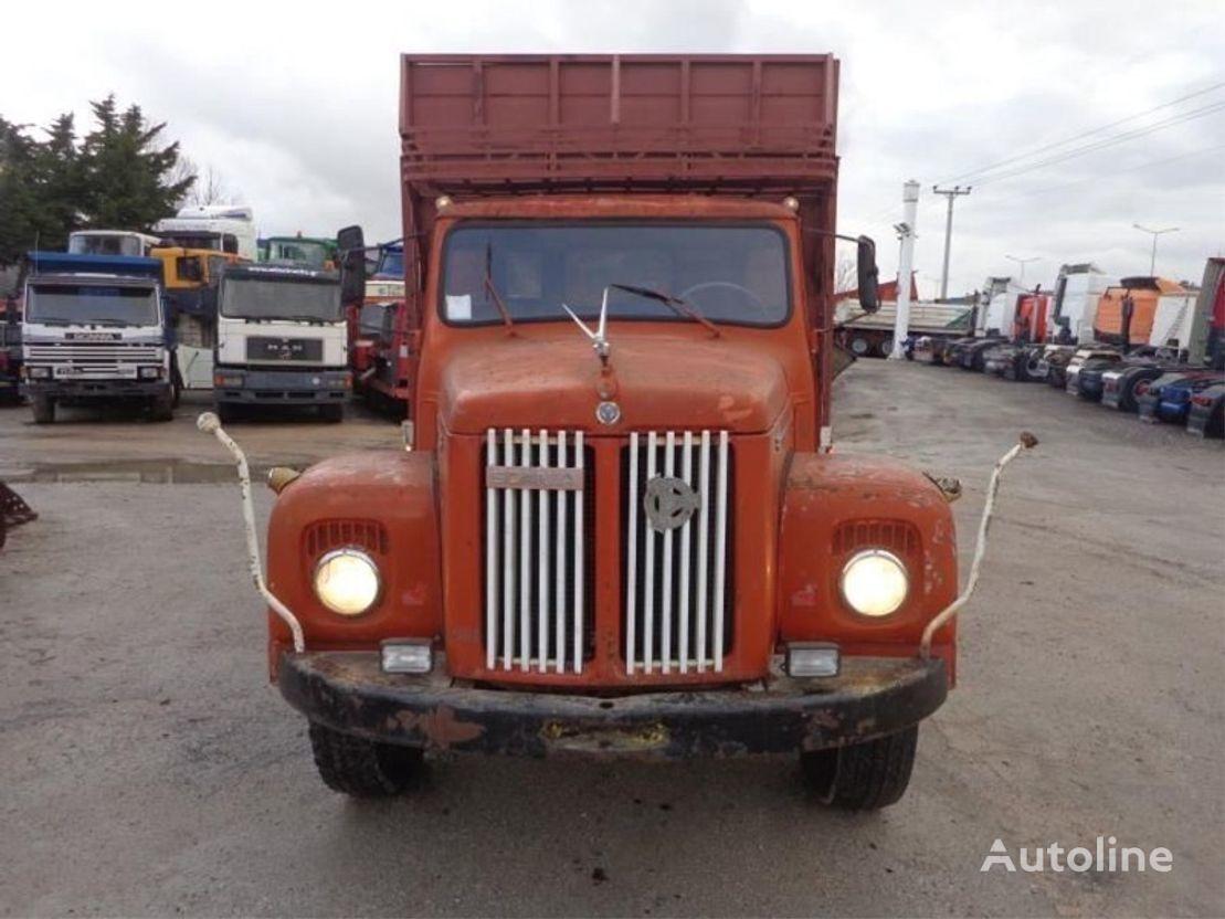 SCANIA VABIS L85 54 dump truck