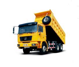 new SHACMAN SHAANXI F2000 dump truck