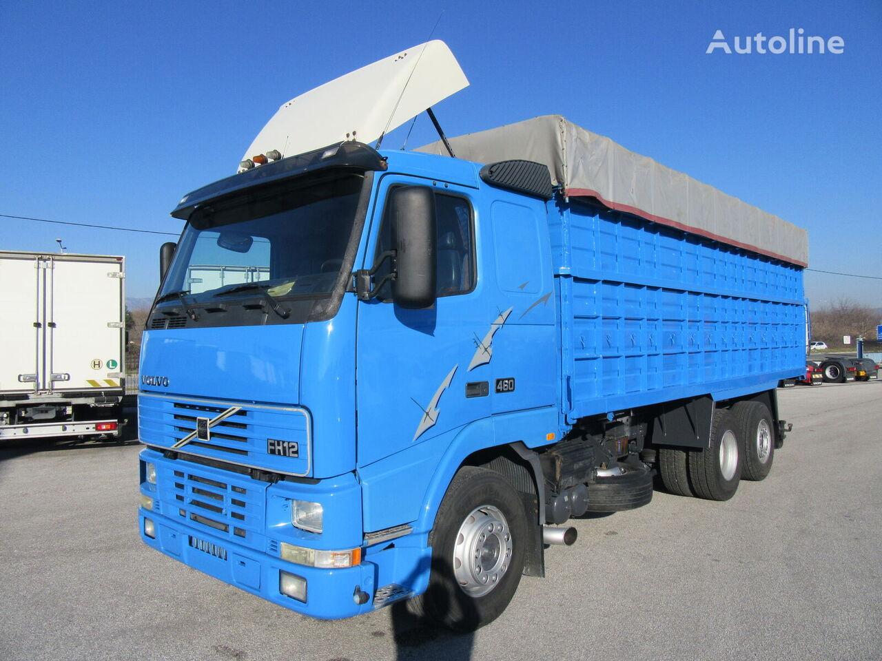 VOLVO FH 12 460 6X2 / EMPORHOANATRHOPE dump truck